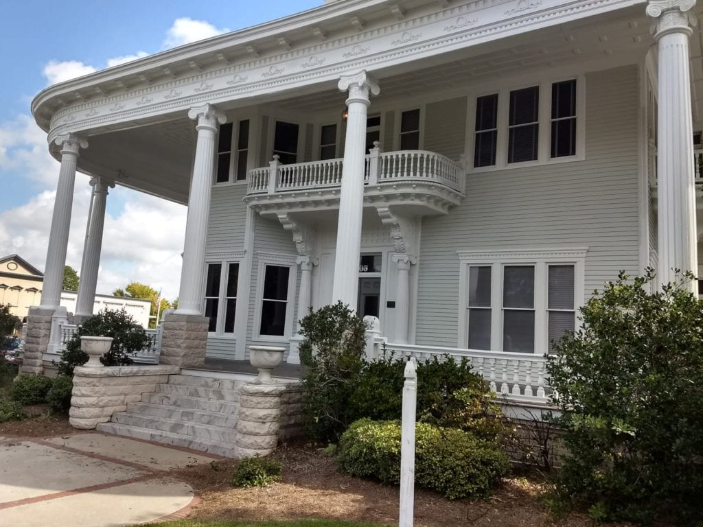 Converse Dalton Ferrell House 1902